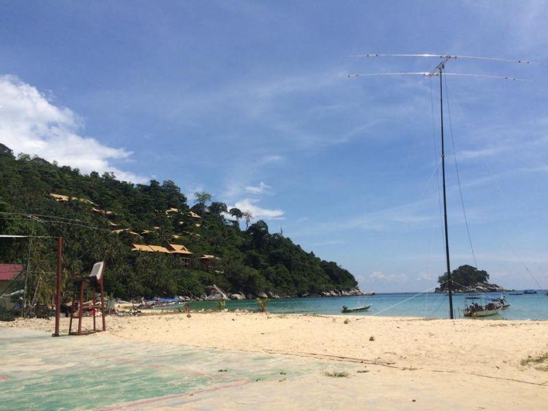 Tioman Island 9M2SE Picture 2