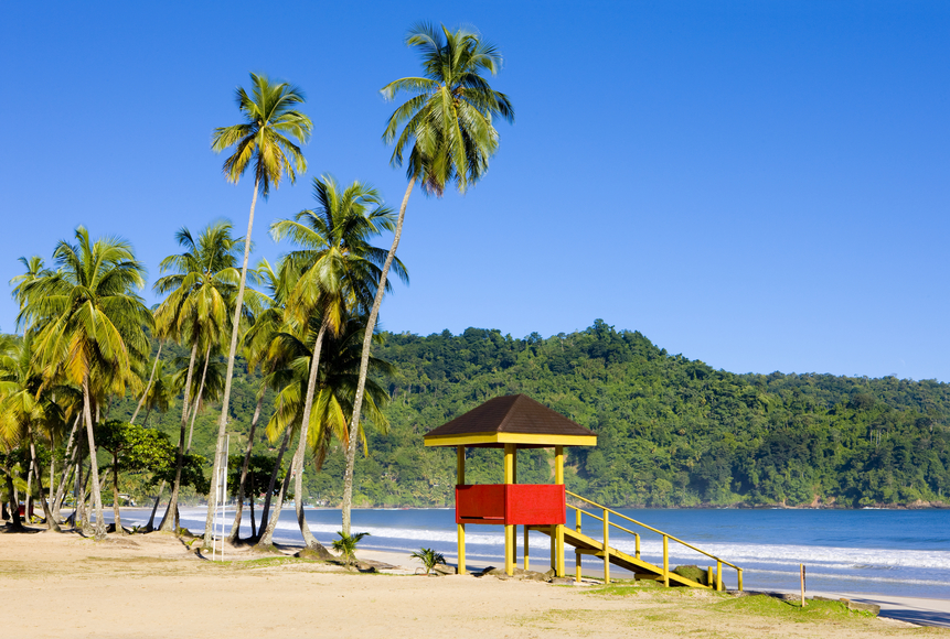 Tobago Island 9Y4/DL1QQ Tourist attractions