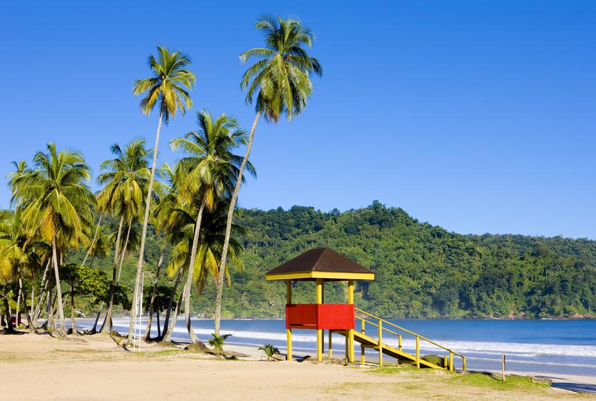 Tobago Island 9Y4/DL1QQ Tourist attractions