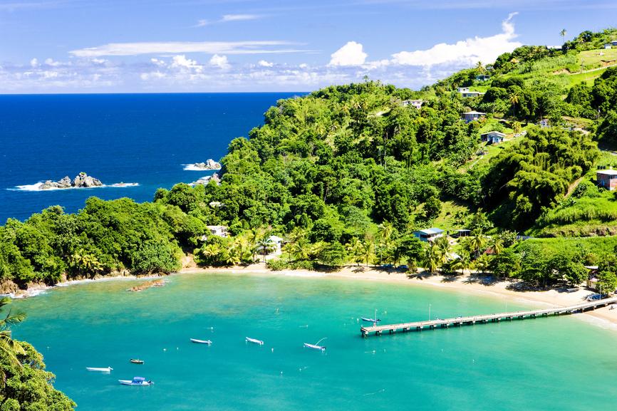 Tobago Island 9Y4/DL1QQ
