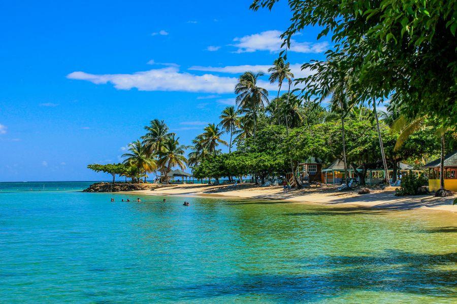 Остров Тобаго 9Y/K2HVN Пигеон.