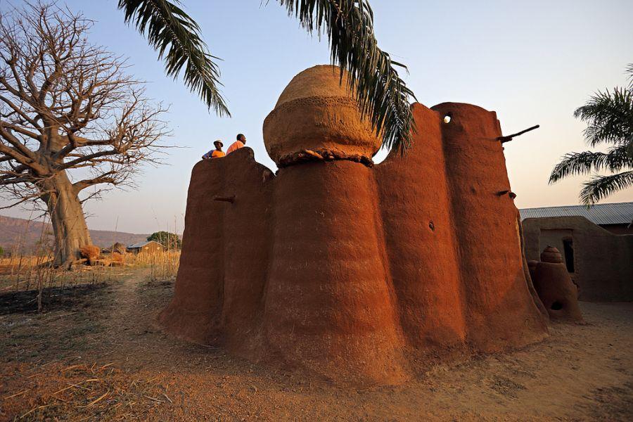 Togo 5V7D Takienta Tamberma.