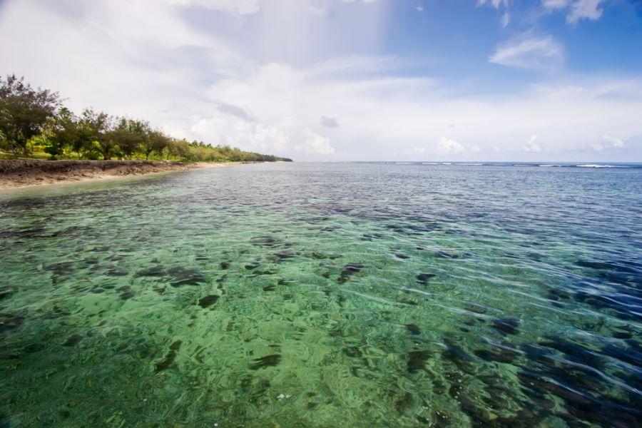 Остров Тонгатапу A35KL DX Новости Пляж Хаатафу