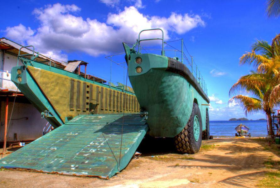 Тринидад и Тобаго 9Y4/WJ2O Туристические достопримечательности