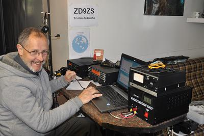 Tristan da Cunha ZD9ZS