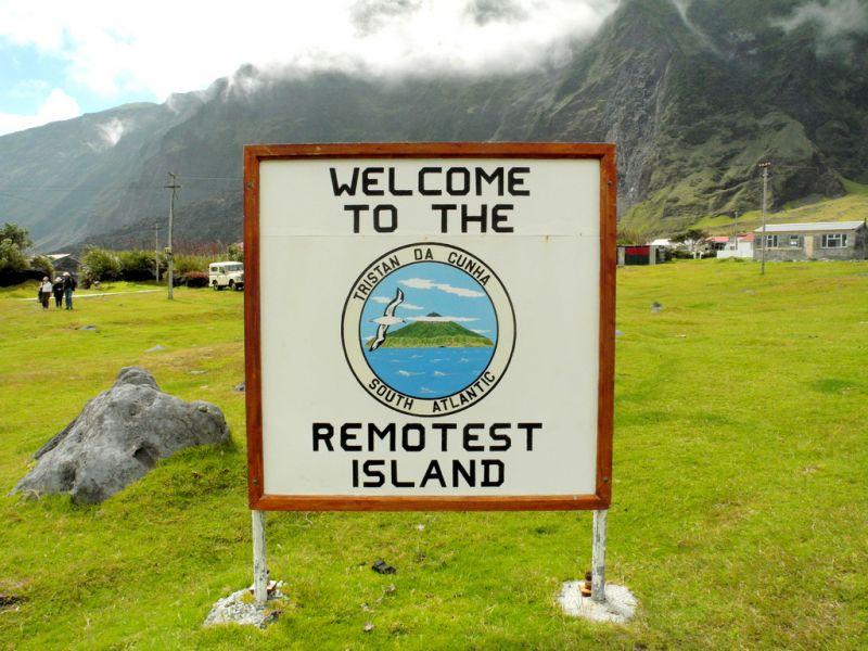 Tristan da Cunha Island ZD9XF