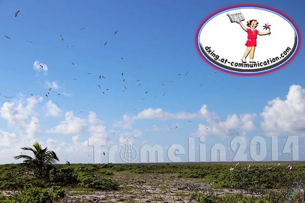 Tromelin Island FT4TA 2014 DXNEWS.COM Sponsor