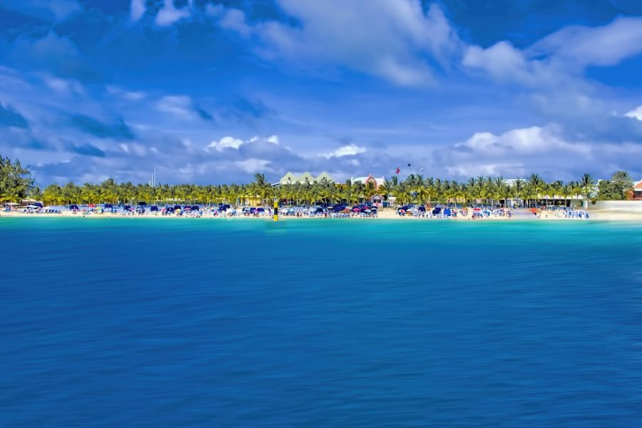 Turks and Caicos Islands VP5/W5RF Grand Turk Island