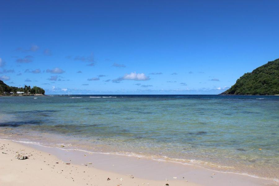 Остров Тутуила KH8/K8GU Американское Самоа DX Новости