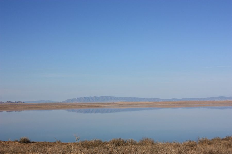 Тува UE70Y Озеро Торе Холь
