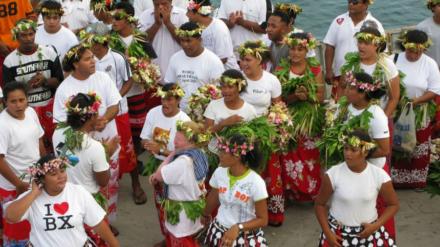 Тувалу T2AQ T2QR Туристические достопримечательности