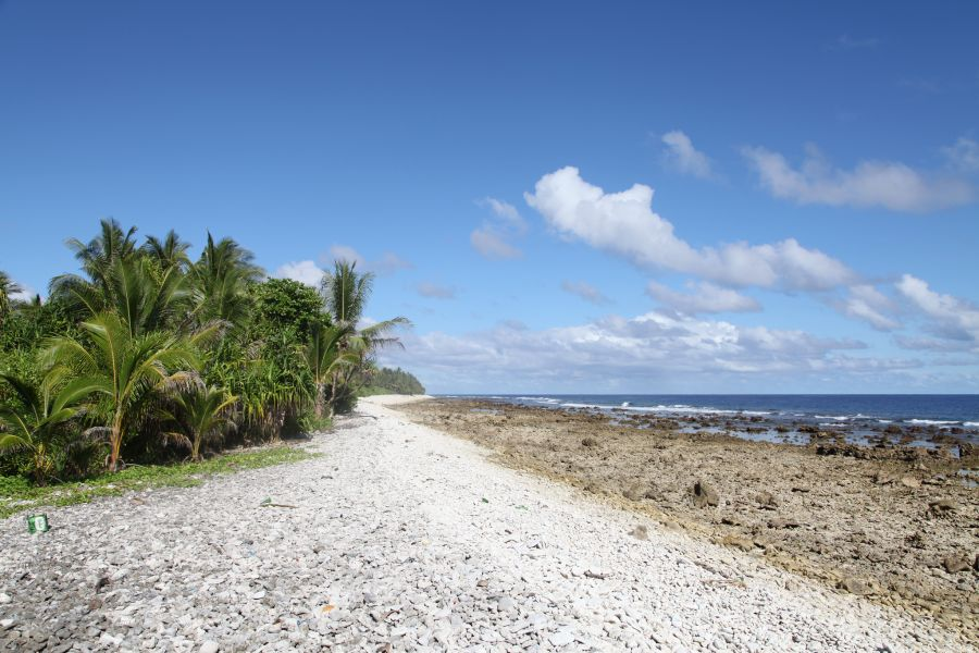 Tuvalu T2TT Tourist attractions spot