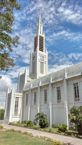 Католический храм Мапуту Мозамбик