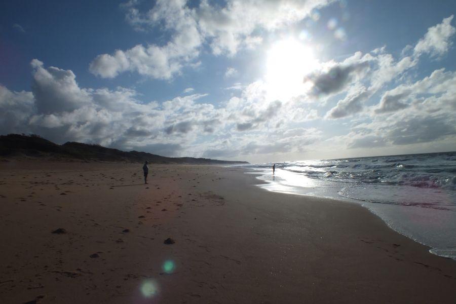 Мозамбик Тревожный океан