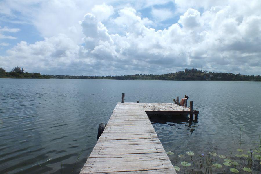 Мозамбик Вход в воду