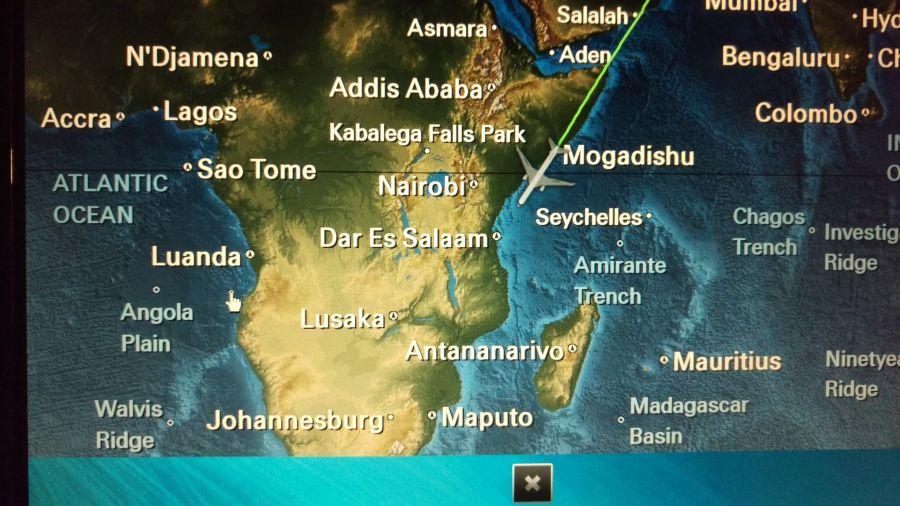 Пересечение экватора