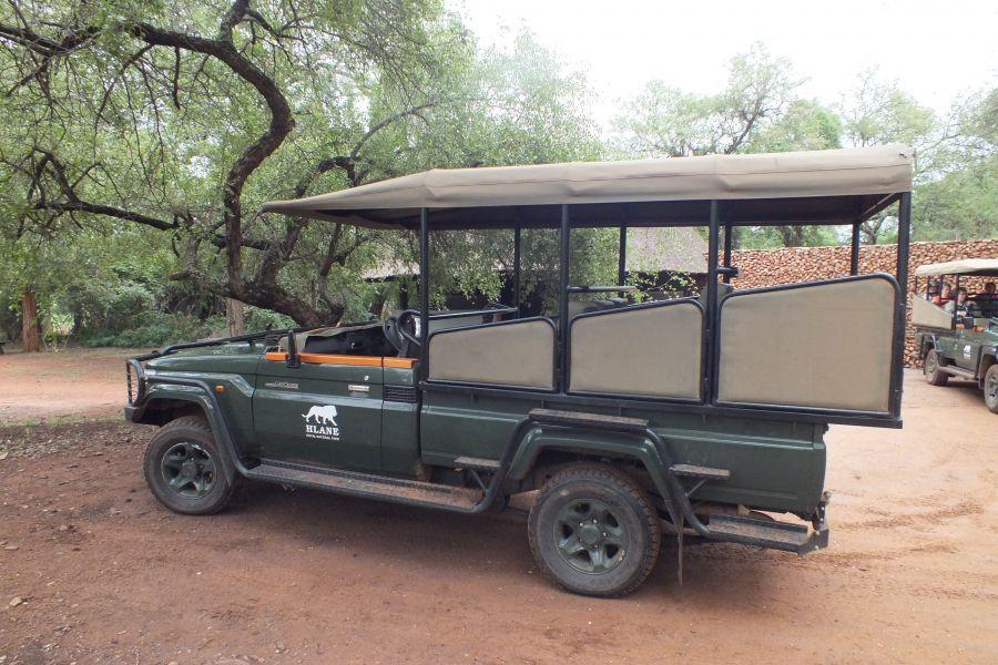 Свазиленд Специальная машина для поездок по национальному парку.