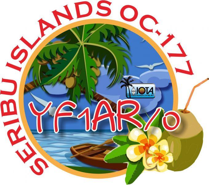 Untung Island Seribu Islands YF1AR/0