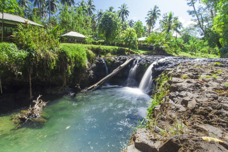 Upolu Isand 5W0CW Tourist attractions spot