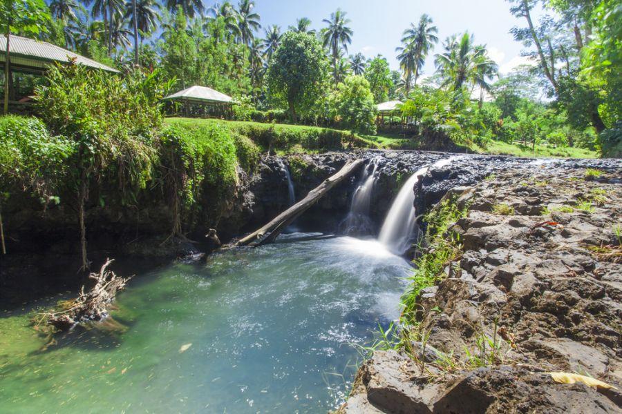 Остров Уполу 5W0CW Туристические достопримечательности