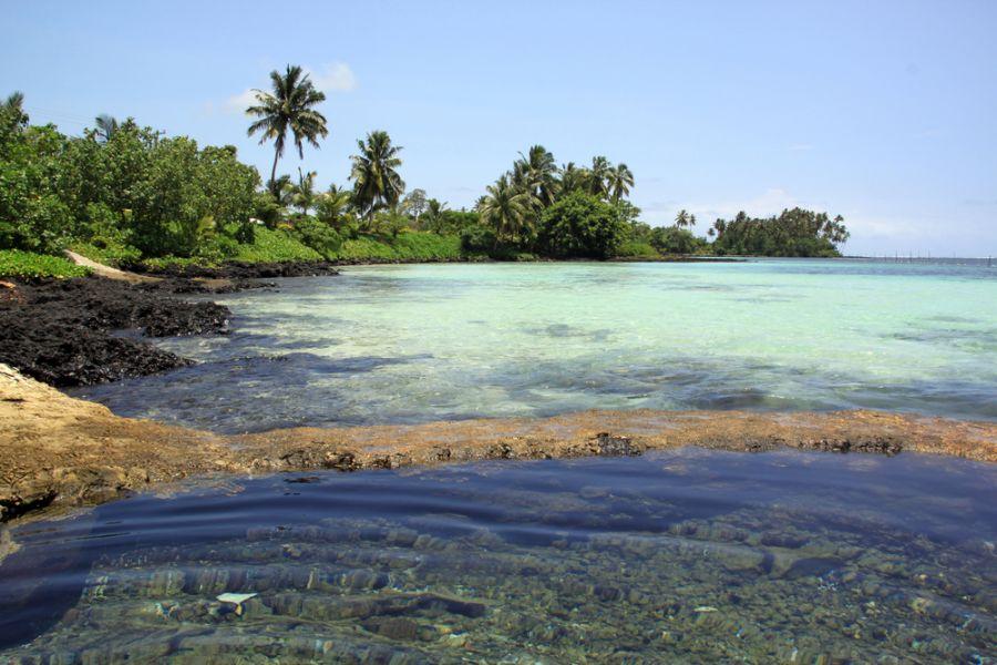 Остров Уполу Самоа 5W0RM Туристические достопримечательности