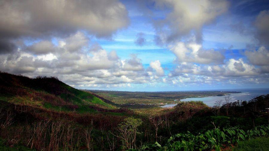 Остров Уполу Самоа 5W0RX