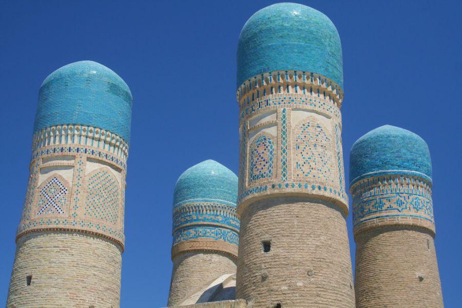 Uzbekistan UK/JE1RZR Bukhara.