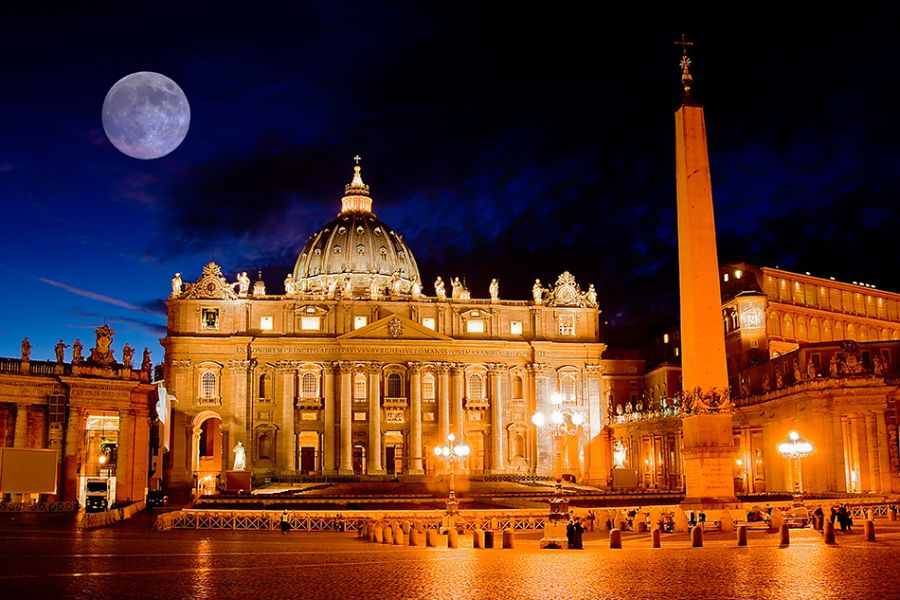 Vatican HV6SP DX News Fullmoon