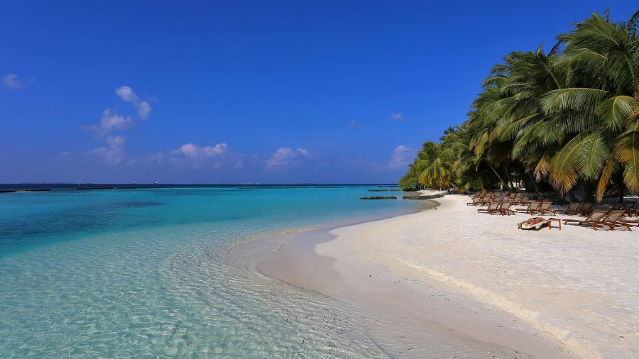 Остров Велассару Мальдивские острова 8Q7JC