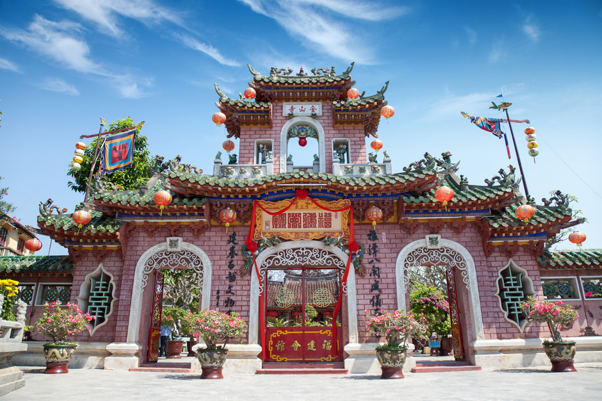 Vietnam 3W2LI Tourist attractions