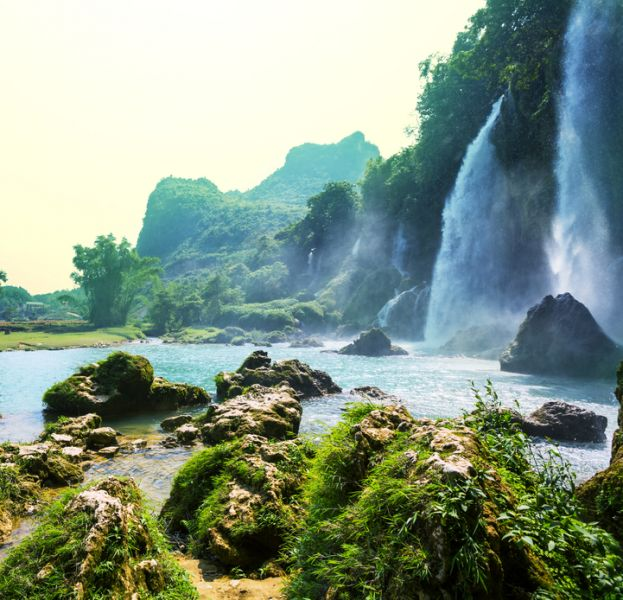 Vietnam 3W3MD Tourist attractions