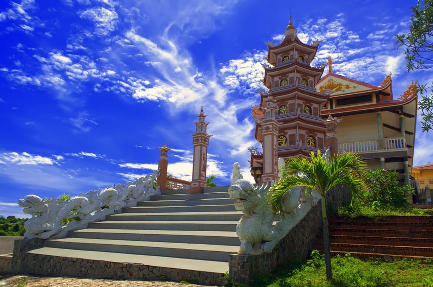 Вьетнам 3W3W Туристические достопримечательности