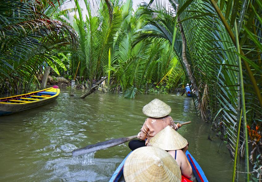 Вьетнам XV2D Туристические достопримечательности