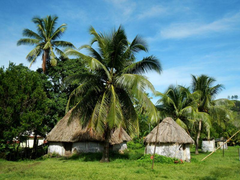Остров Вити Леву Фиджи 3D2RJ