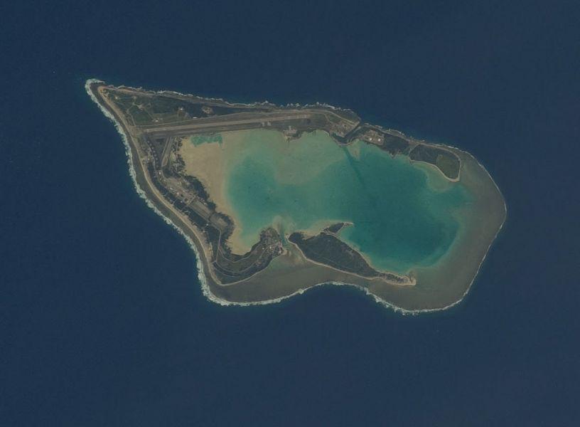 Wake Island K6W