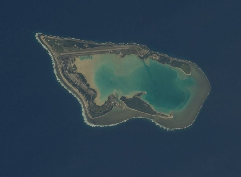 Остров Уэйк K6W