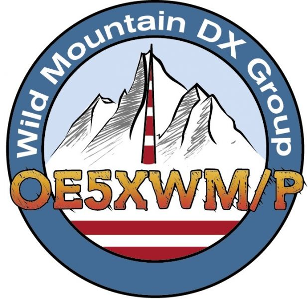 Wild Mountain DX Group OE5XWM/P DX News Logo