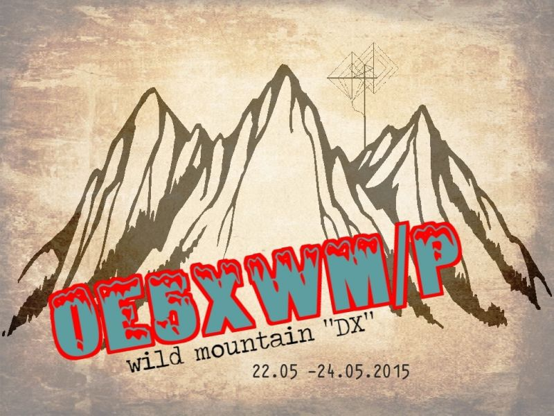 Wild Mountain DX Group OE5XWM/P Logo