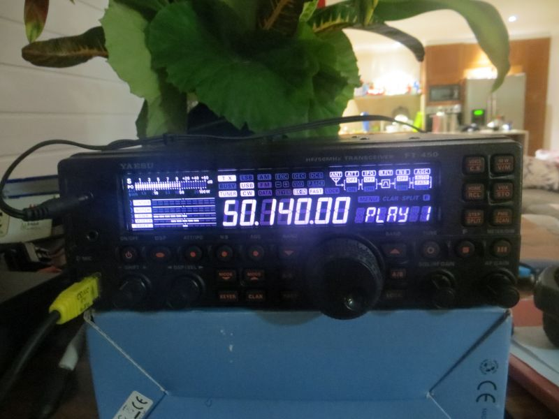 Вануату YJ0X Маяк 6м