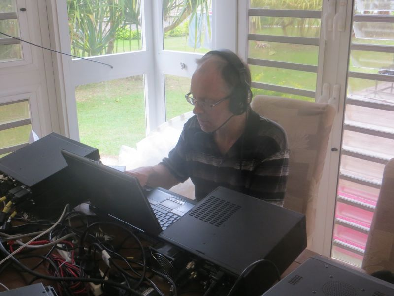 YJ0X Vanuatu Paul ZL4PW