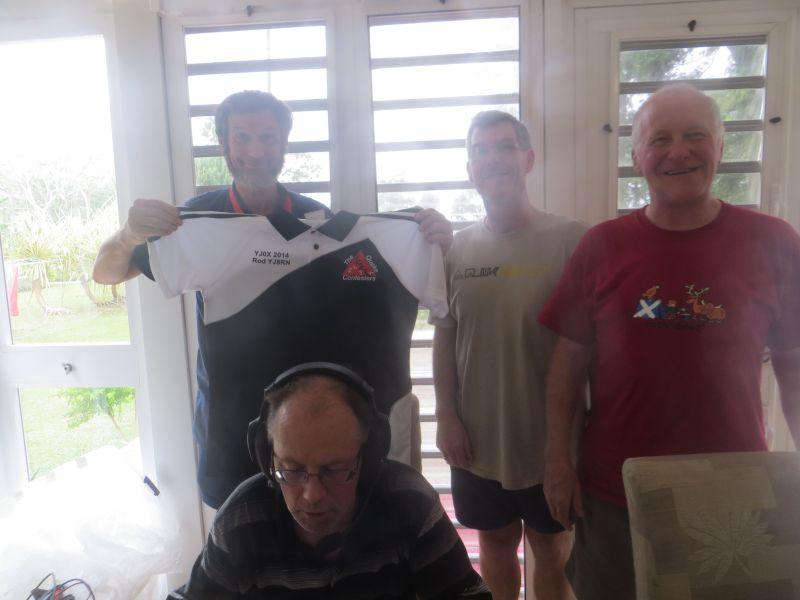 YJ0X Vanuatu YJ8RN