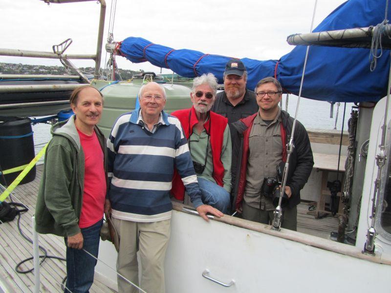 ZL9A Antipodes Islands Team