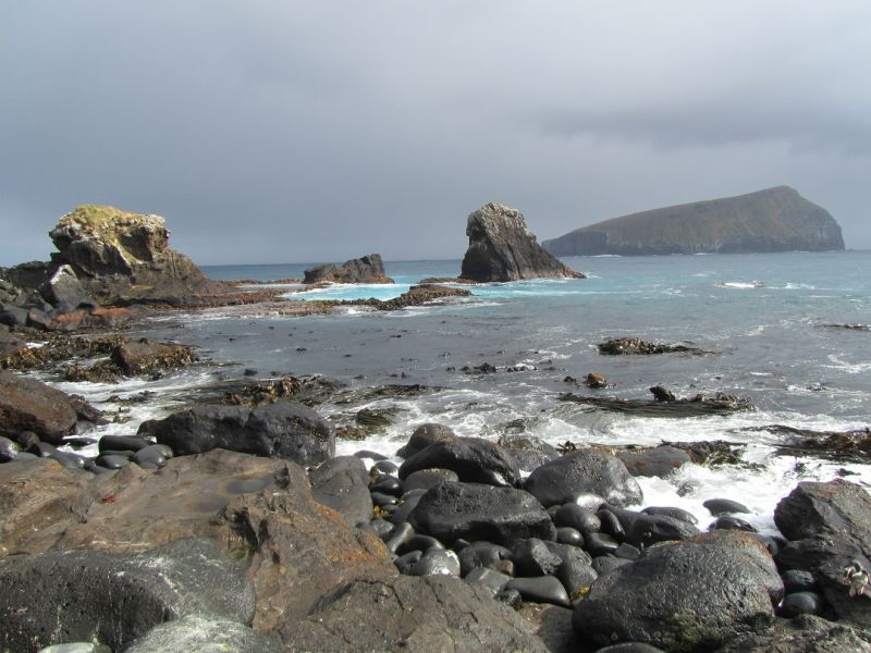 ZL9A Antipodes Islands View