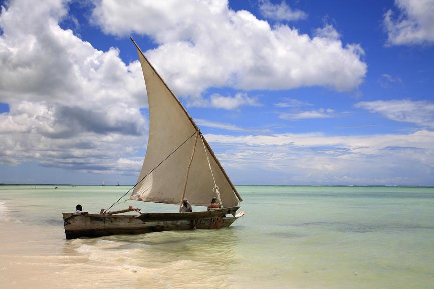 Zanzibar Island 5H1KR