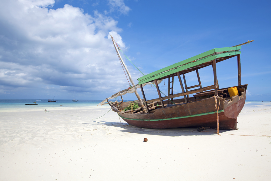 Zanzibar Island 5H1MD Beach Tourist Attractions