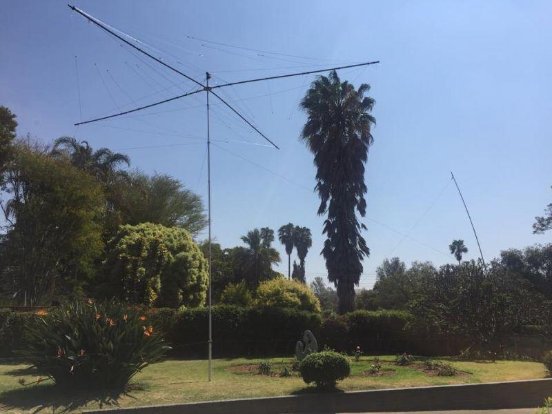 Zimbabwe Z21MG Antenna