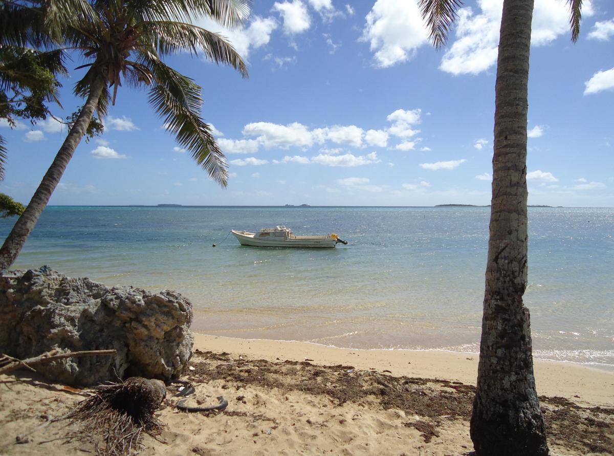 A35EU Манука, остров Тонгатапу, Тонга. DX Новости.