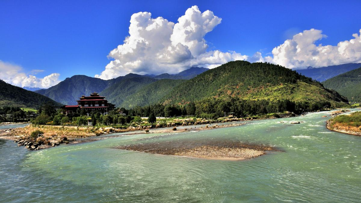 A52YL A52YLE A52YLM Bhutan Tourist attractions spot
