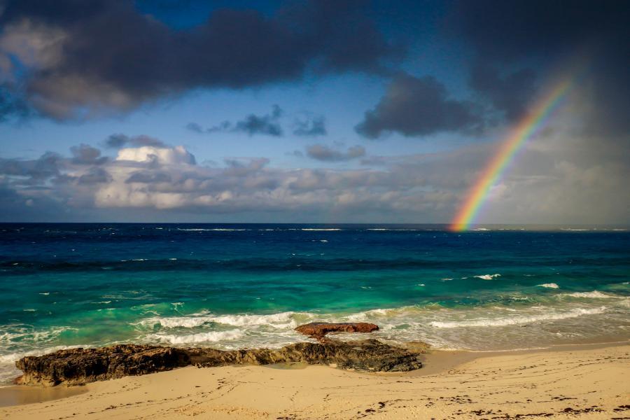 Остров Абако C6ARU C6AUM C6AKQ Туристические достопримечательности