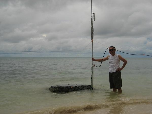 AC2AI/KH2 Guam Island Antenna